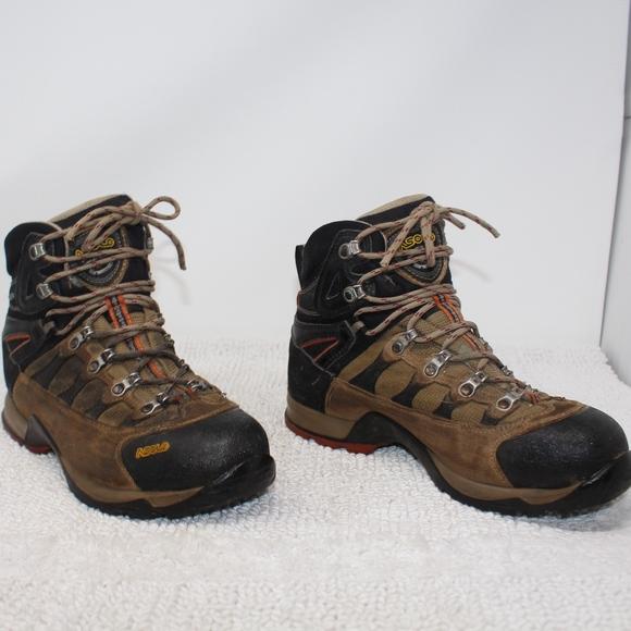 85dc4d1f6c8 Asolo Stynger GTX Mid Hiking Boots Gore-Tex Sz 8.5
